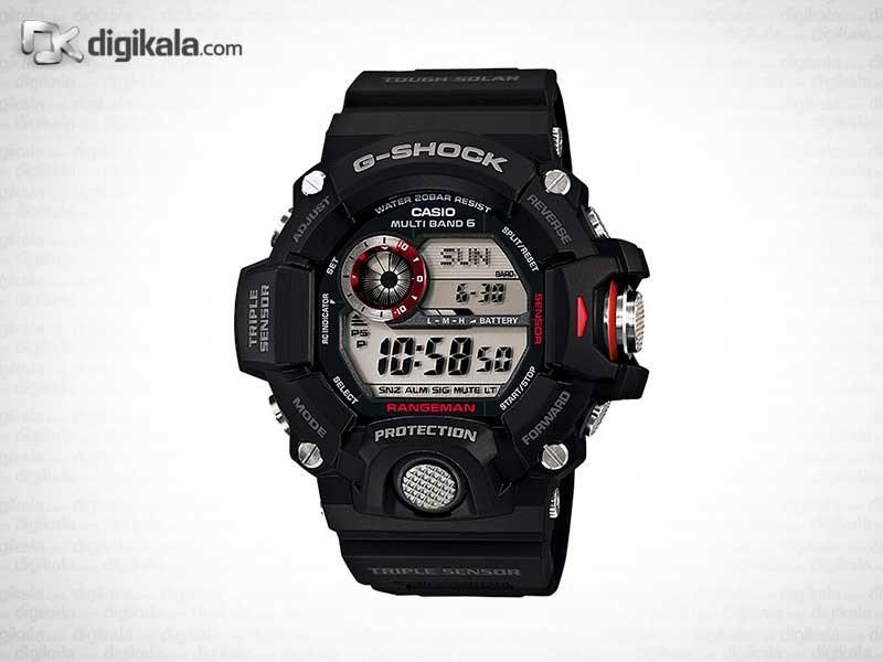 خرید ساعت مچی مردانه کاسیو جی شاک GW-9400-1DR
