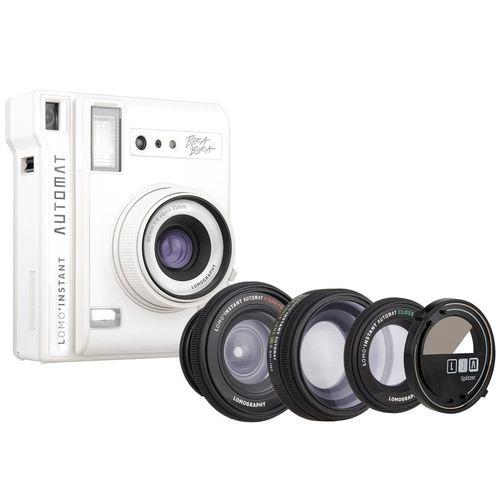 دوربین چاپ سریع لوموگرافی مدل Automat-Bora Bora به همراه لنز