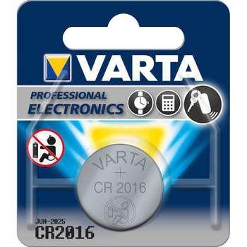 باتری سکه ای وارتا مدل CR2016