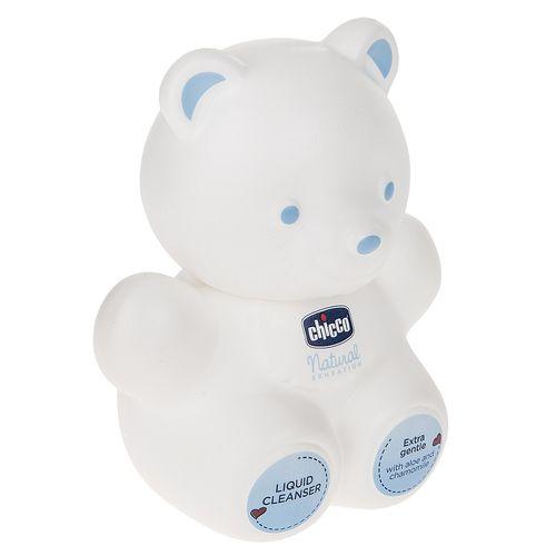 شامپو بدن کودک چیکو سری Natural Sensation مدل Bear حجم 300 میلی لیتر