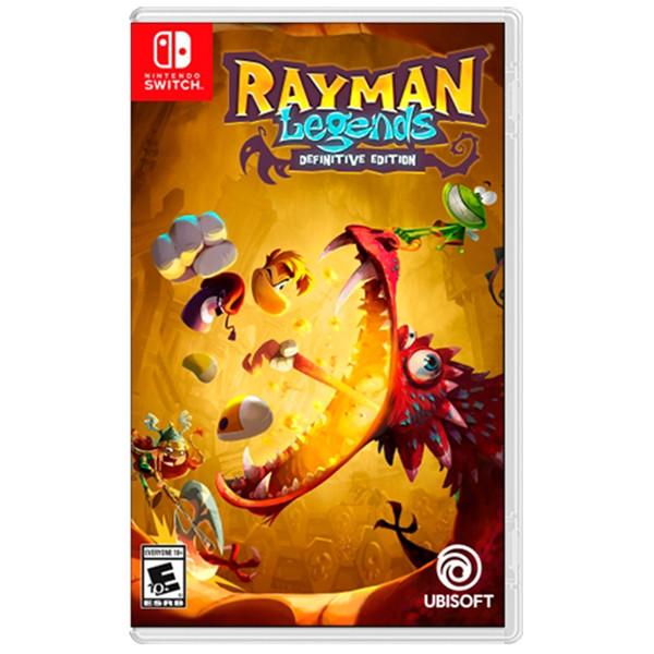 بازی Rayman Legends Definitive Edition مخصوص Nintendo Switch