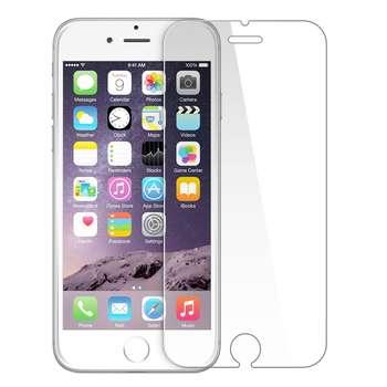 محافظ صفحه نمایش شیشه ای دابلیو کی مدل Tempered Glass مناسب برای آیفون 6/6S