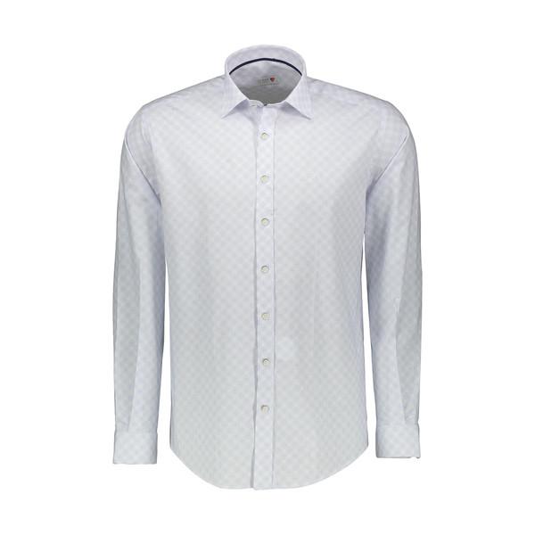 پیراهن آستین بلند مردانه ال سی من مدل 02181061-002
