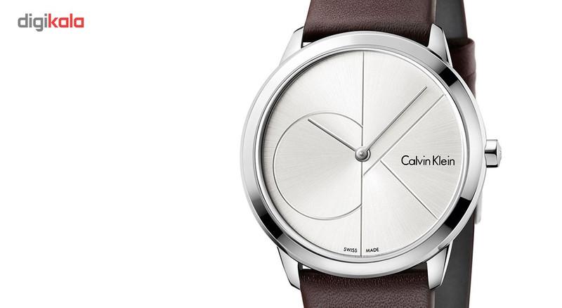 ساعت مچی عقربه ای مردانه کلوین کلاین مدل K3M221.G6