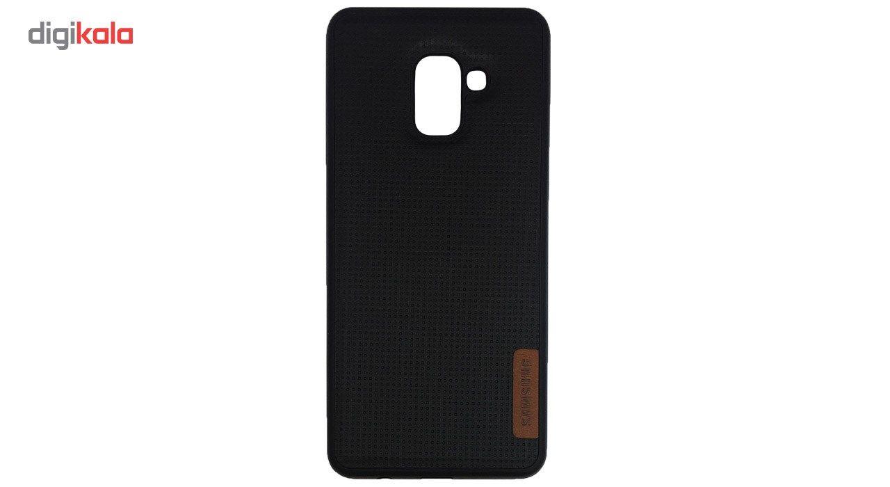 کاور مدل Bricks Diamond مناسب برای گوشی موبایل سامسونگ Galaxy A8 2018 main 1 1