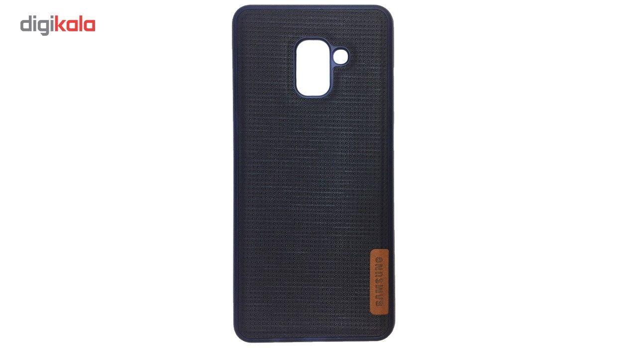 کاور مدل Bricks Diamond مناسب برای گوشی موبایل سامسونگ Galaxy A8 2018 main 1 3