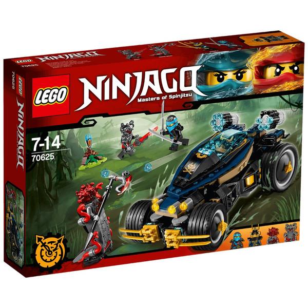 لگو سری Ninjago مدل Samurai VXL 70625