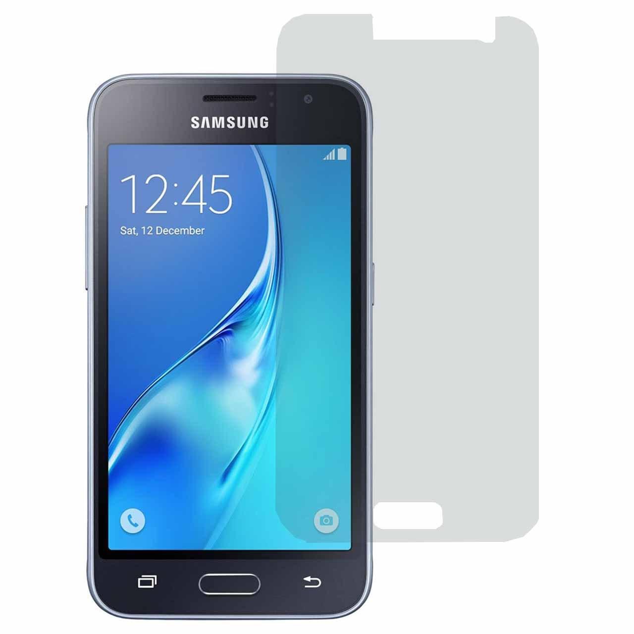 محافظ صفحه نمایش شیشه ای 9 اچ مناسب برای گوشی موبایل سامسونگ  J1 2016