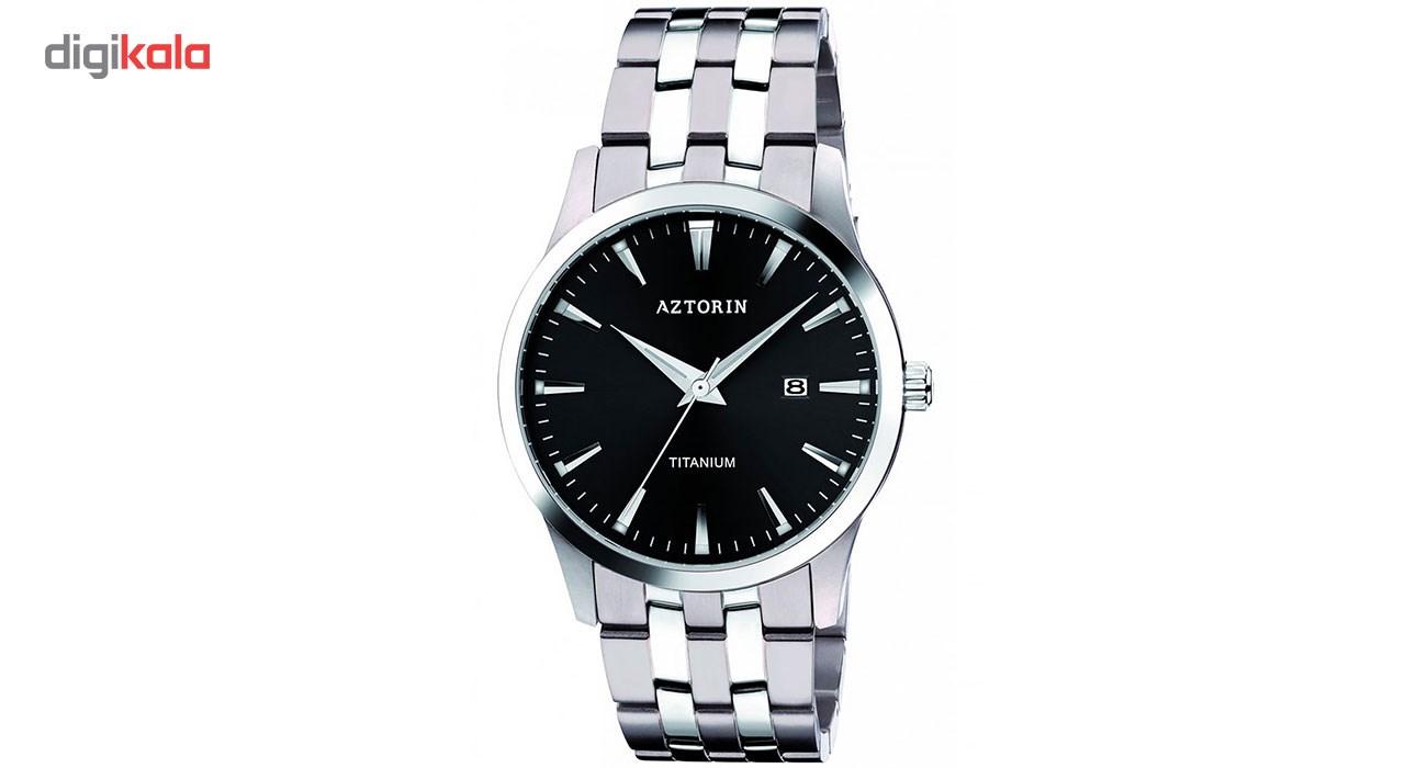 ساعت مچی عقربه ای مردانه ازتورین مدل A045.G188