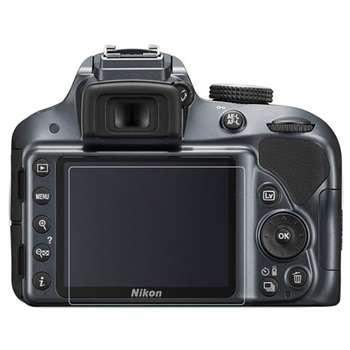 محافظ صفحه نمایش طلقی دوربین مناسب برای نیکون D3400