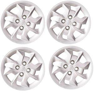 قالپاق چرخ صنایع خودرو حامد مدل Dan30 سایز 14 اینچ مناسب برای ساینا بسته 4 عددی