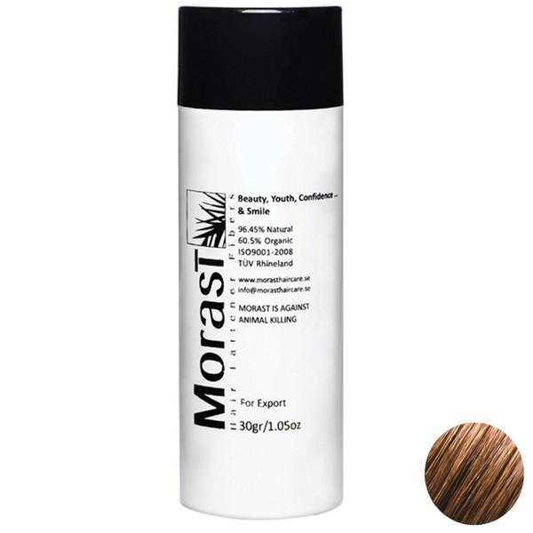 پودر پرپشت کننده موی مورست مدل Wulnut مقدار 30 گرم