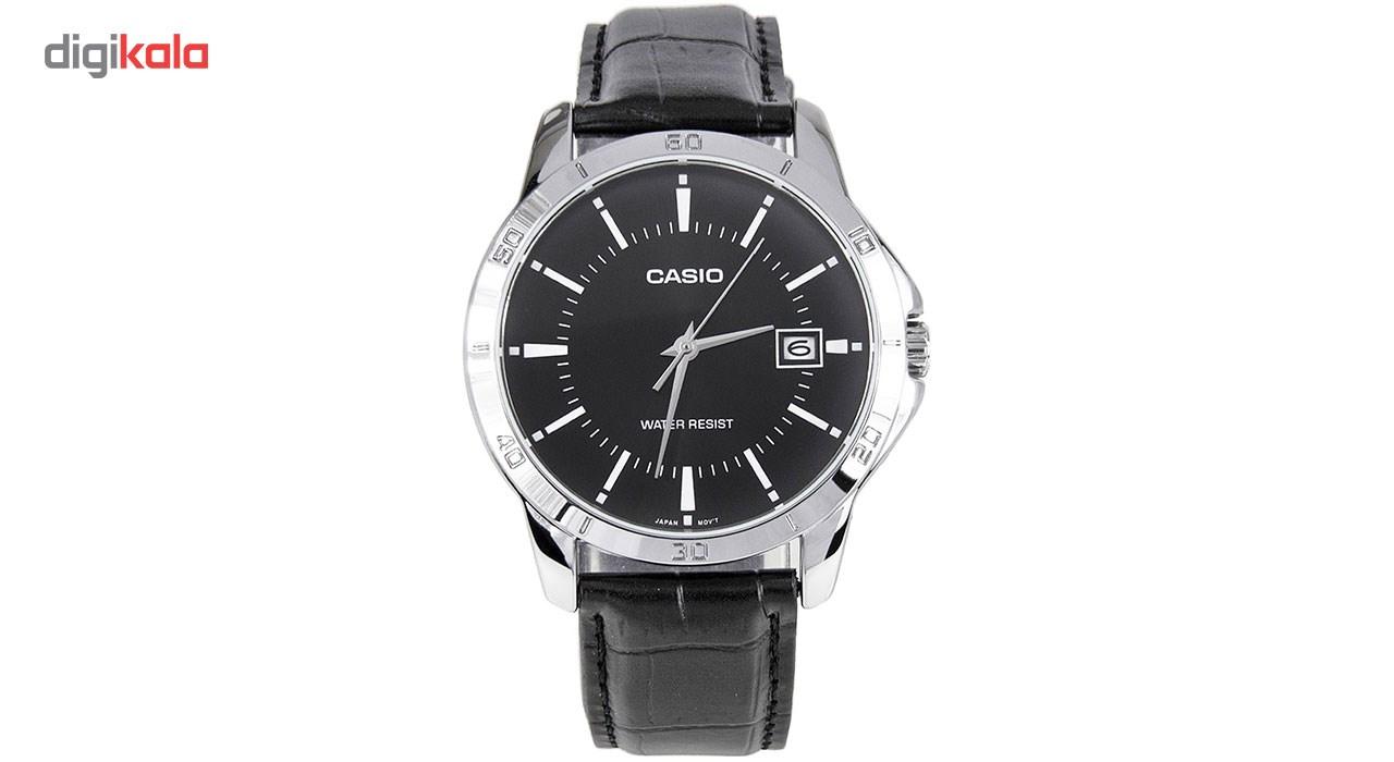 خرید ساعت مچی عقربه ای مردانه کاسیو مدل MTP-V004L-1AUDF | ساعت مچی