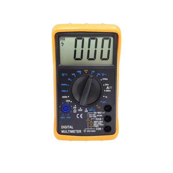 مولتی متر دیجیتال مدل ASRDT-700D