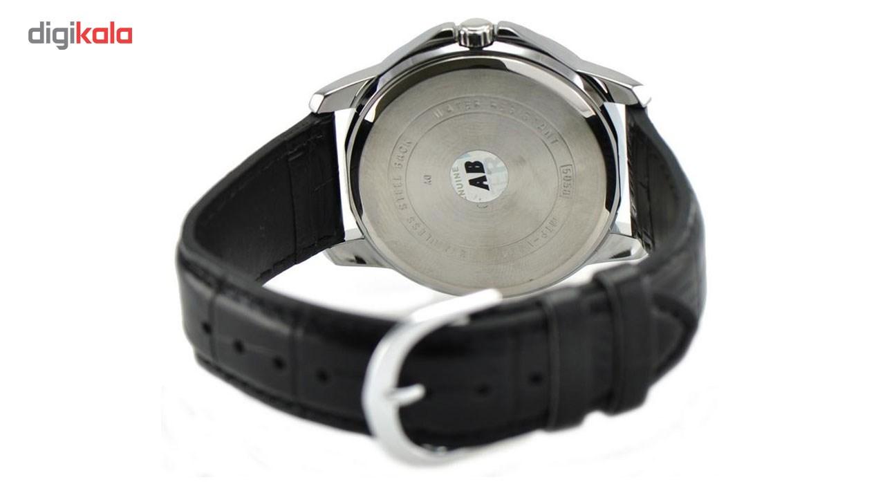 ساعت مچی عقربه ای مردانه کاسیو مدل MTP-V004L-1AUDF