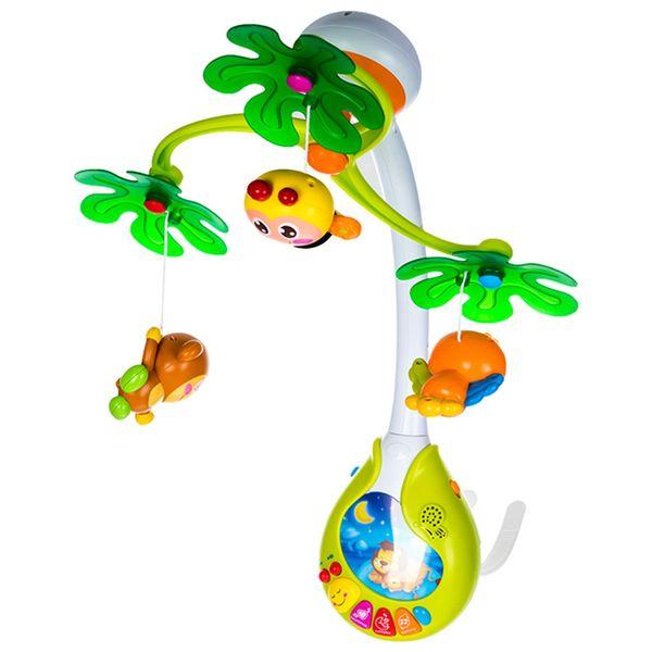 آویز تخت هولی تویز مدل Hulie Infant Developmental Mobile