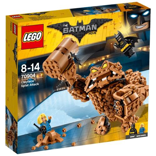 لگو سری Batman مدل Clayface Splat Attack 70904