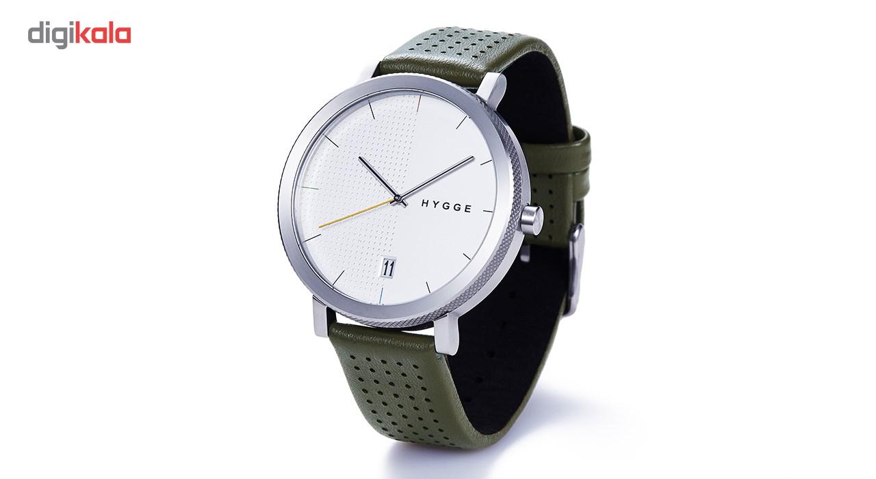 خرید ساعت مچی عقربه ای مردانه هیگه MSL2203C-KA