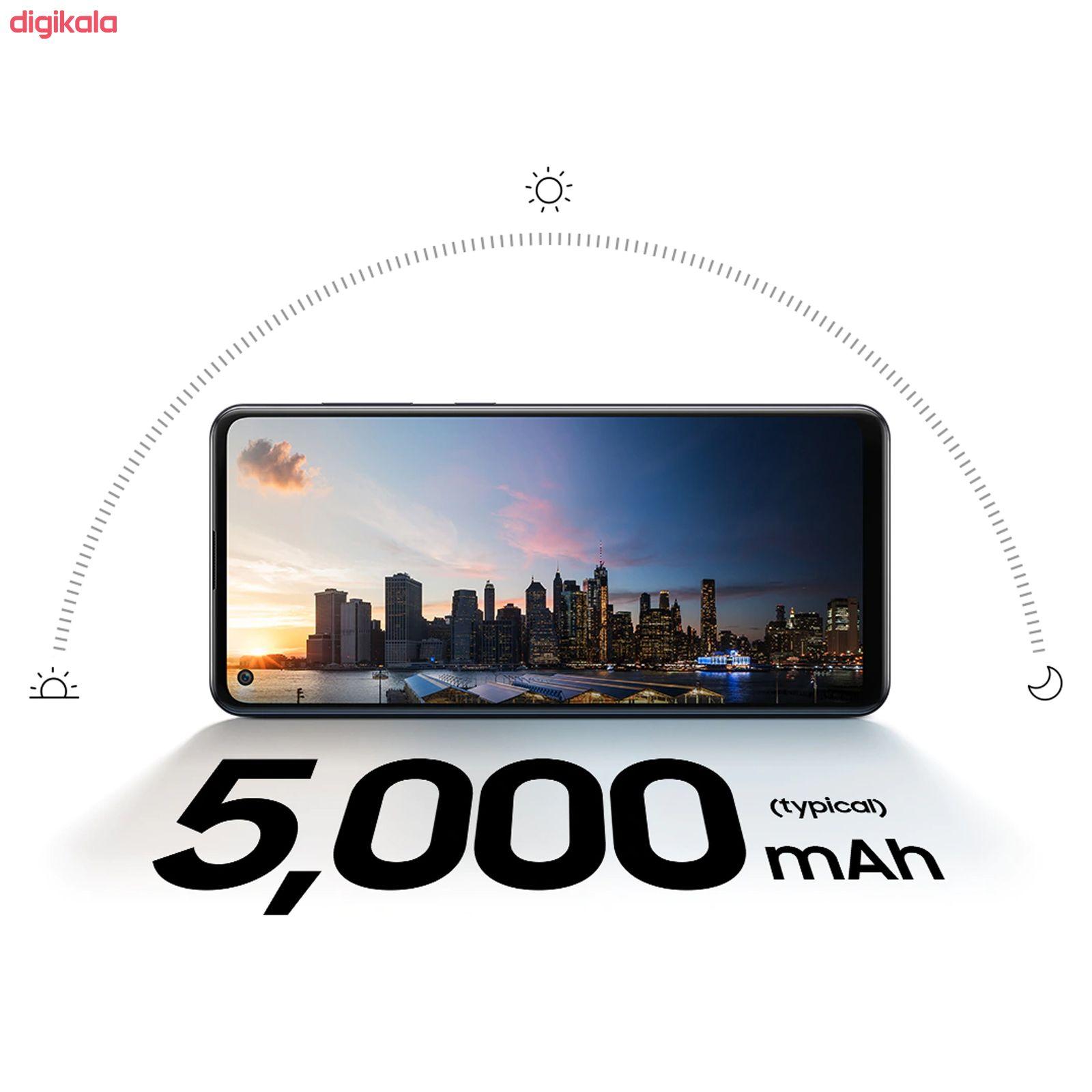 گوشی موبایل سامسونگ مدل Galaxy A21S SM-A217F/DS دو سیمکارت ظرفیت 64 گیگابایت main 1 11