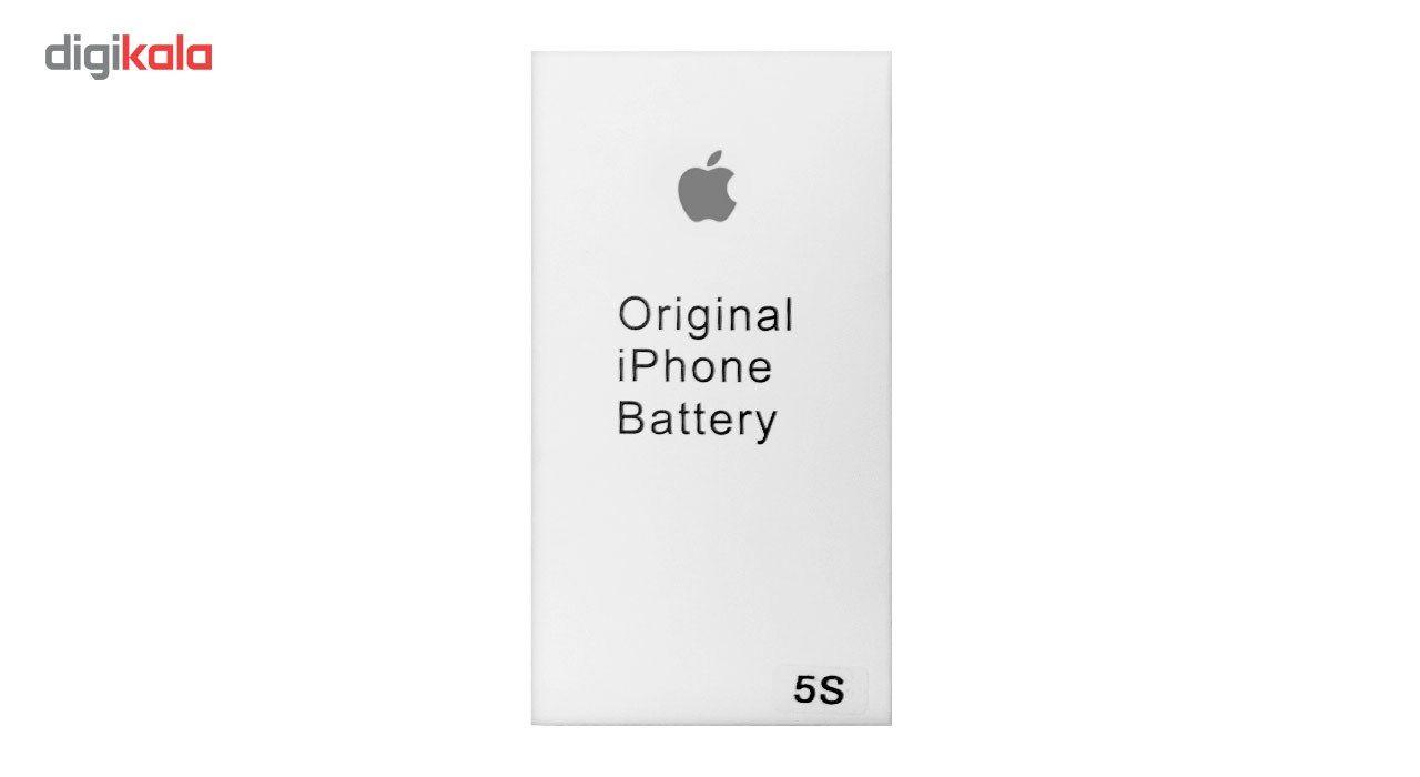 باتری موبایل مدل 18S2001-GL با ظرفیت 1560mAh مناسب برای گوشی های موبایل آیفون 5S main 1 4