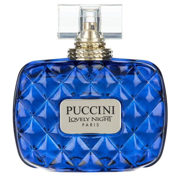 ادو پرفیوم زنانه پوچینی مدل Lovely Night Blue حجم 100 میلی لیتر