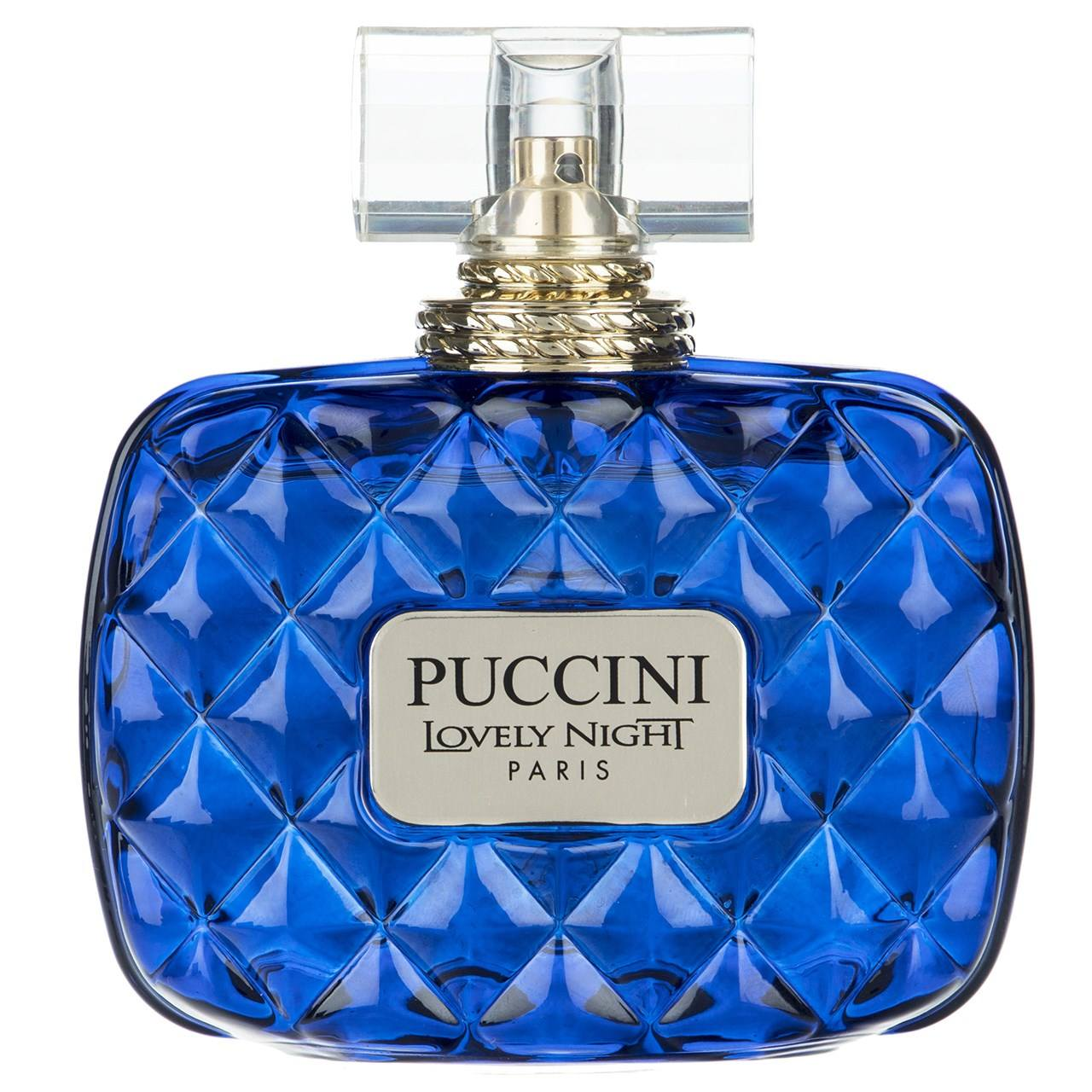 ادو پرفیوم زنانه پوچینی مدل Lovely Night Blue حجم 100 میلی لیتر -  - 1