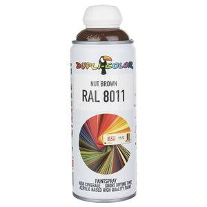 اسپری رنگ قهوه ای دوپلی کالر مدل RAL 8011 حجم 400 میلی لیتر