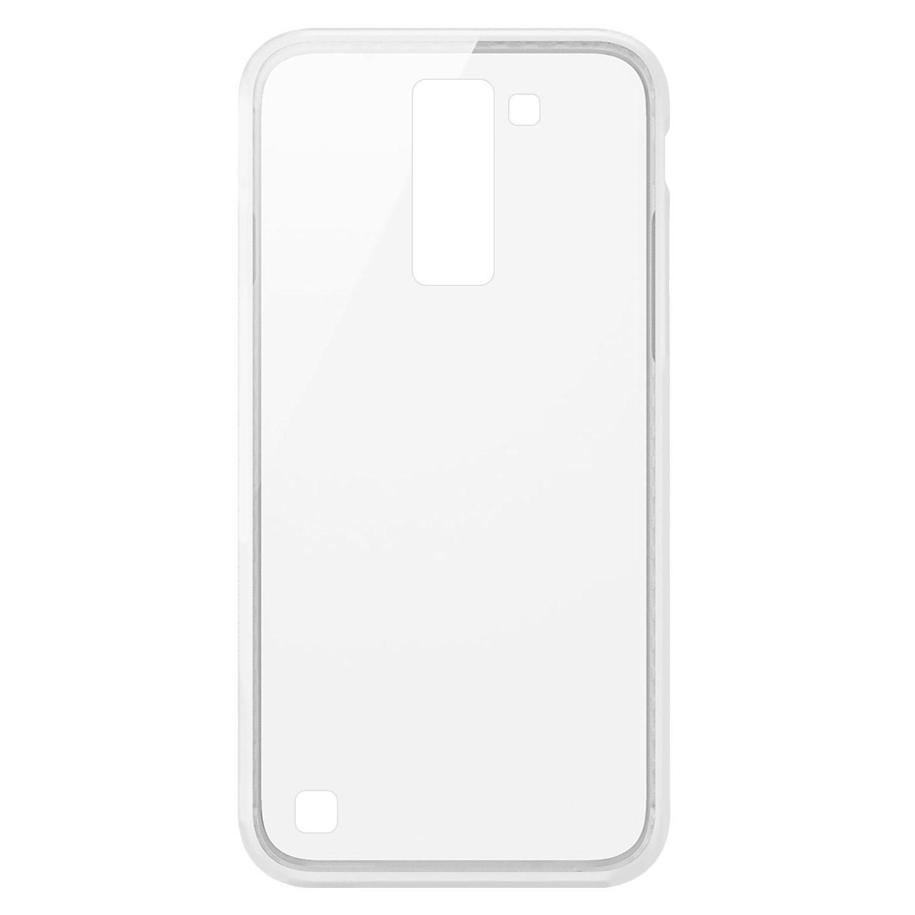 کاور مدل ClearTPU مناسب برای گوشی موبایل ال جیK7