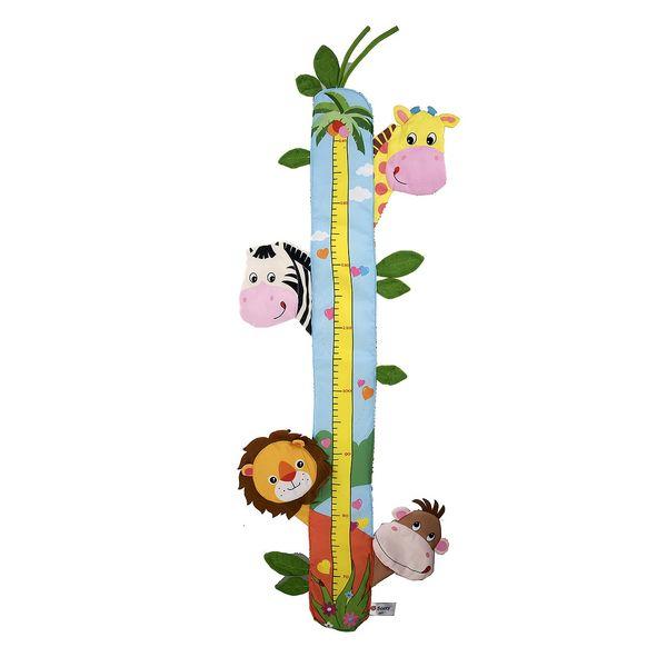 متر اندازه گیری کودک سوزی مدل Animals کد 1693