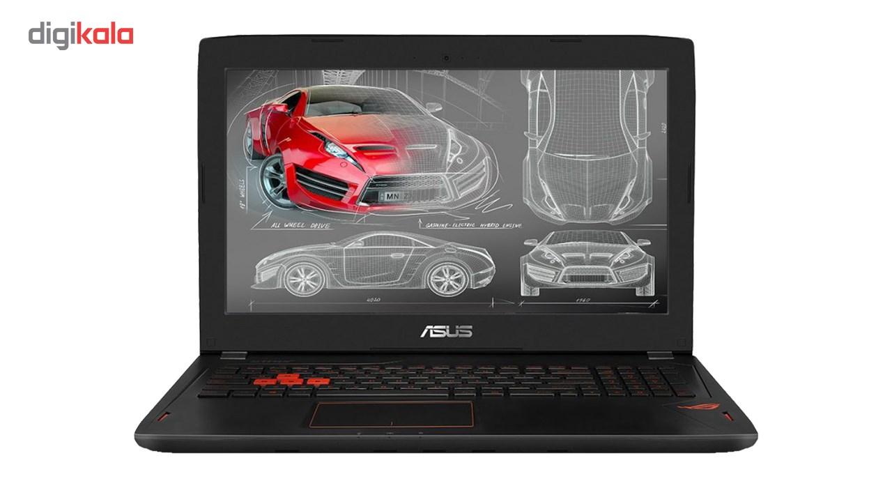لپ تاپ 15 اینچی ایسوس مدل ROG GL502VS - B