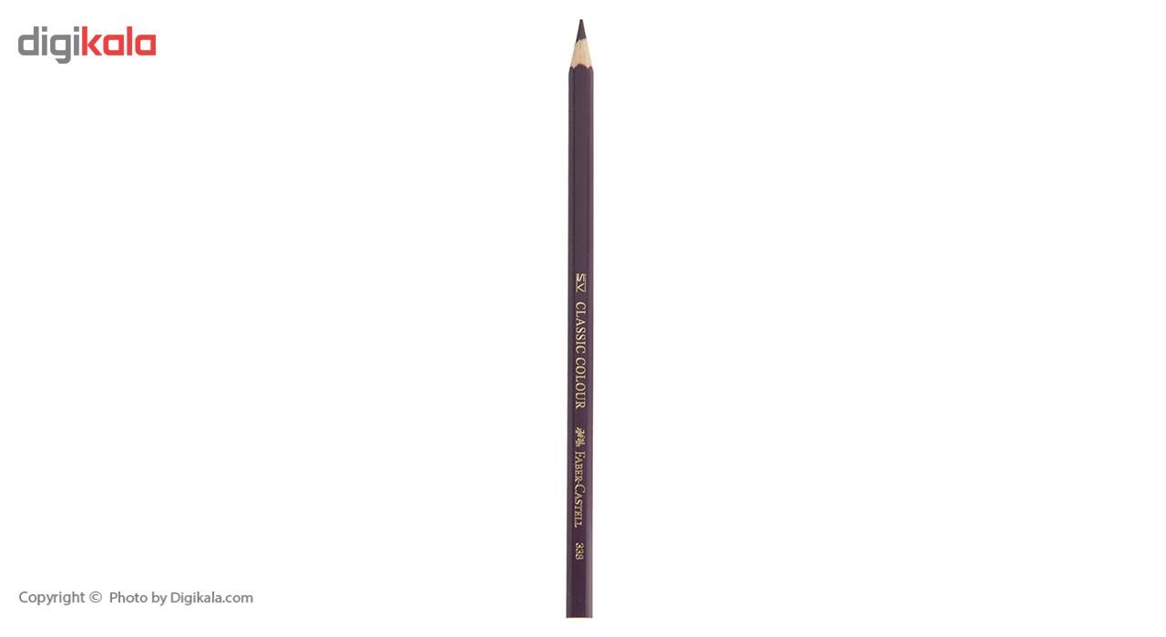 مداد رنگی 60 رنگ فابر-کاستل مدل Sketch main 1 8