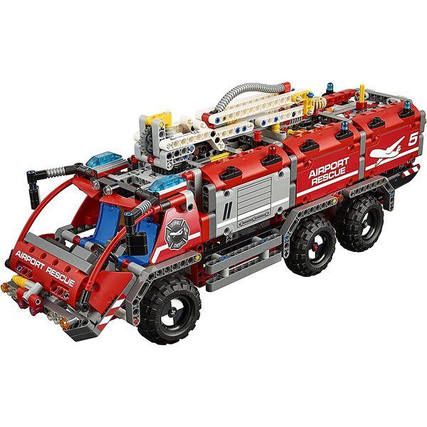 لگو سری Technic مدل Airport Rescue Vehicle 42068
