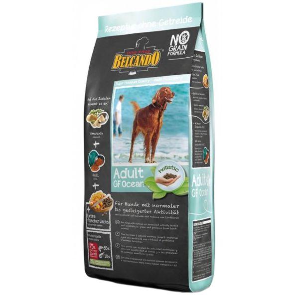 غذای خشک سگ بلکاندو مدل Grain Free Ocean وزن 2 کیلوگرم