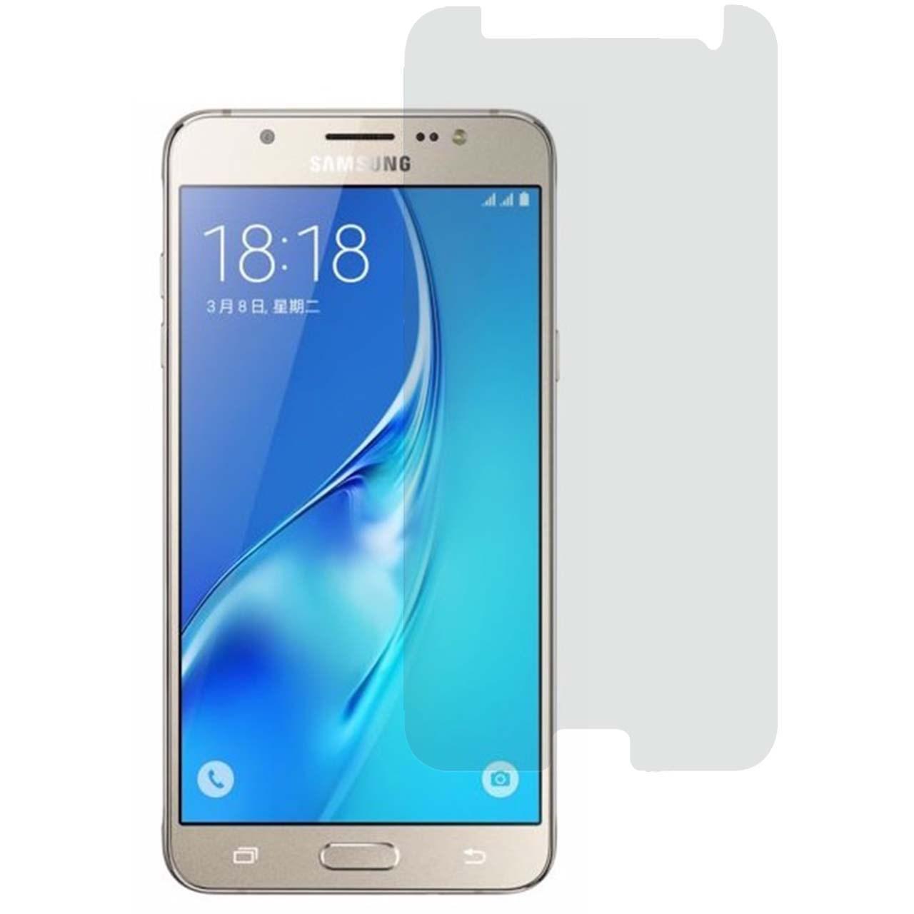 محافظ صفحه نمایش شیشه ای 9 اچ مناسب برای گوشی موبایل سامسونگ J7 2016