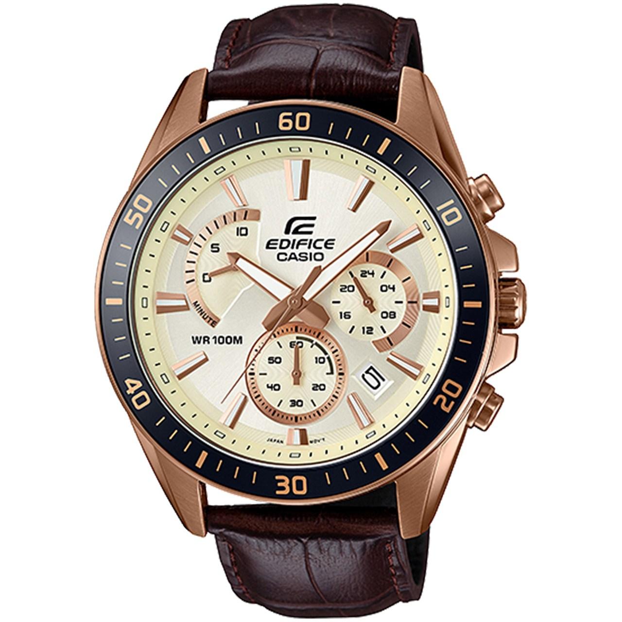 ساعت مچی عقربه ای مردانه کاسیو مدل EFR-552GL-7AVUDF              خرید (⭐️⭐️⭐️)
