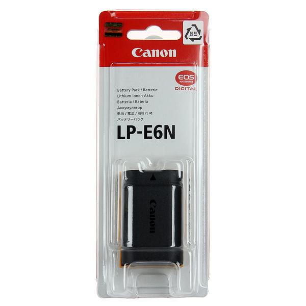 باتری اصلی دوربین کانن مدل LP-E6N