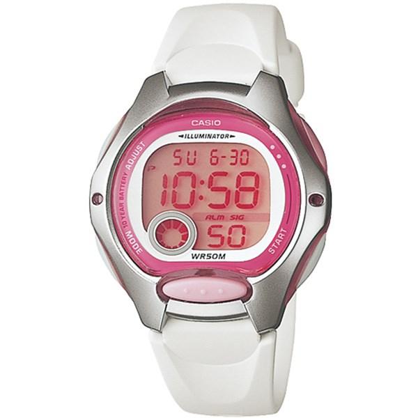 ساعت مچی دیجیتالی زنانه کاسیو مدل LW-200-7AVDF