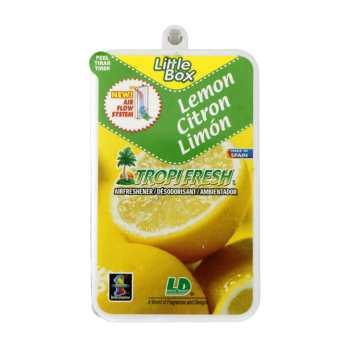 خوشبو کننده خودرو لیتل باکس مدل Lemon