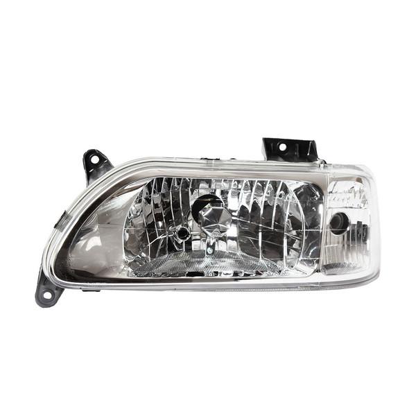 چراغ جلو چپ خودرو اس ان تی مدل SNTK31H-2L تنظیم دستی مناسب برای پراید 131