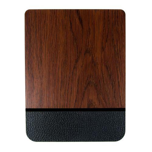 ماوس پد ماهوت مدل Dark leather