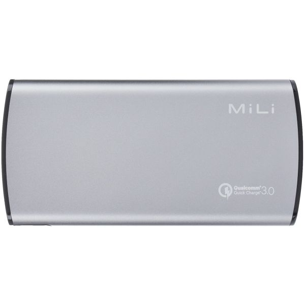 شارژر همراه میلی مدل HB-Q08 ظرفیت 8000 میلی آمپر ساعت