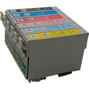 کارتریج مدل اپسون مدل T081 بسته 6 عددی