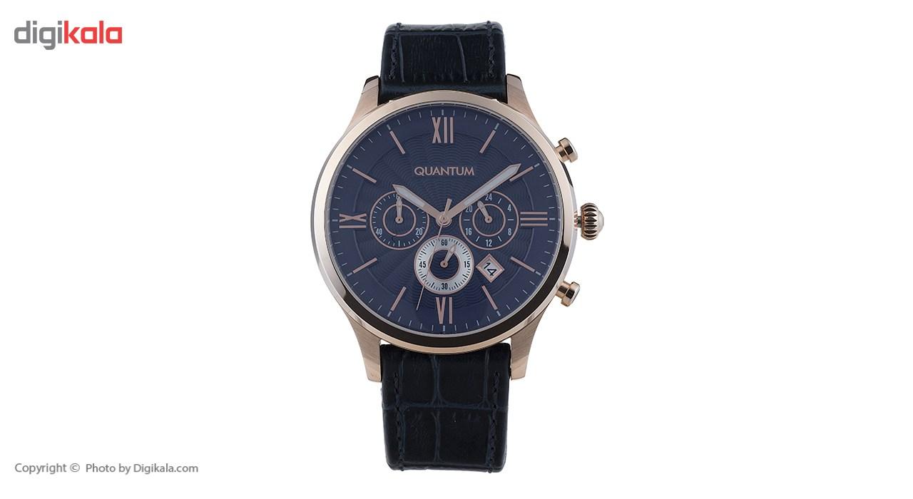 خرید ساعت مچی عقربه ای مردانه کوانتوم مدل ADG563.499
