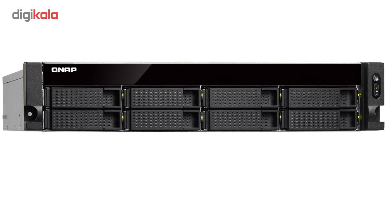ذخیره ساز تحت شبکه کیونپ مدل TS-873U-RP-8G