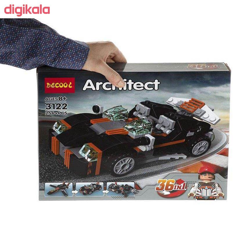 ساختنی دکول مدل آرشیتکت 36 مدل 01 main 1 7
