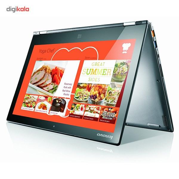لپ تاپ 13 اینچی لنوو مدل Yoga 2 - B