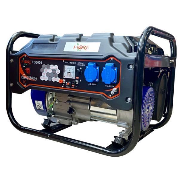 موتور برق بنزینی فیوره مدلTG6000