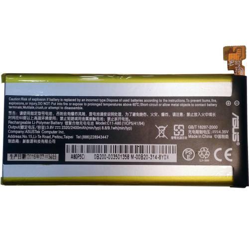 باتری موبایل  مدل C11-A80 با ظرفیت 2400mAh مناسب برای گوشی موبایل ایسوس PadFone Infinity A80