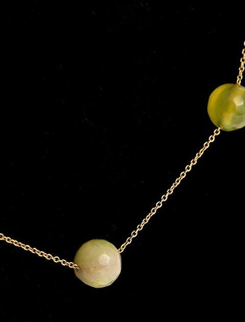 گردنبند طلا 18 عیار ماهک مدل MM0525 - مایا ماهک -  - 1