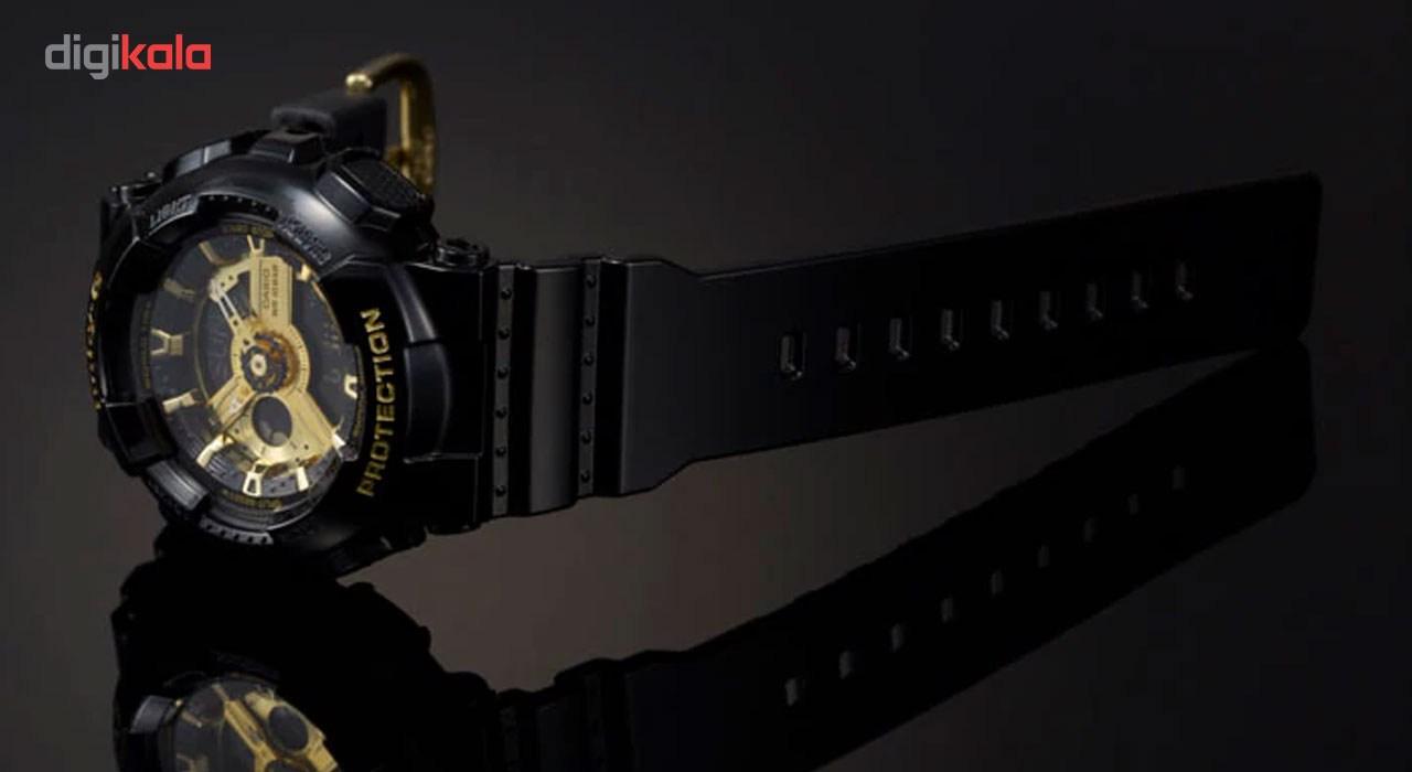ساعت مچی عقربه ای زنانه کاسیو مدل BA-110-1ADR